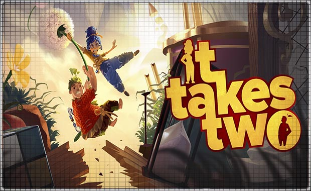 Аренда It Takes Two для PS4