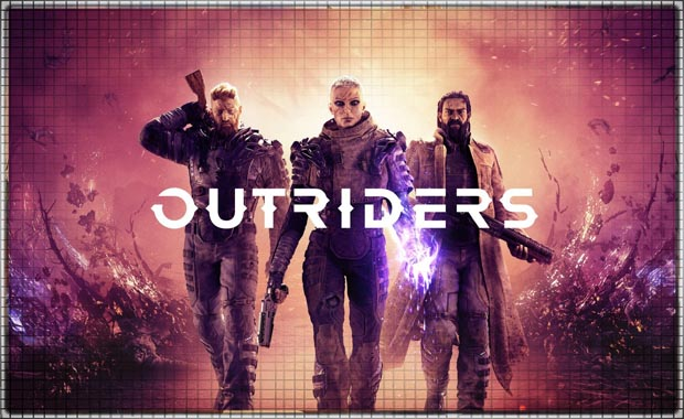 Аренда Outriders для PS4