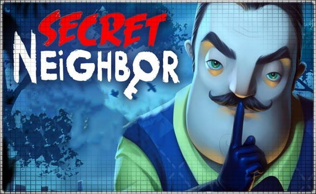 Secret Neighbor Аренда для PS4