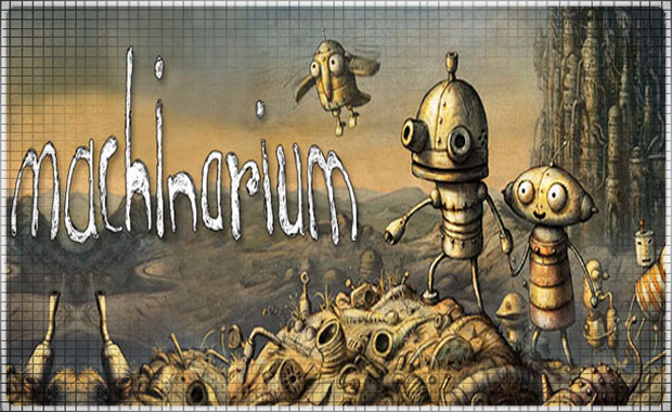 Аренда Machinarium для PS4