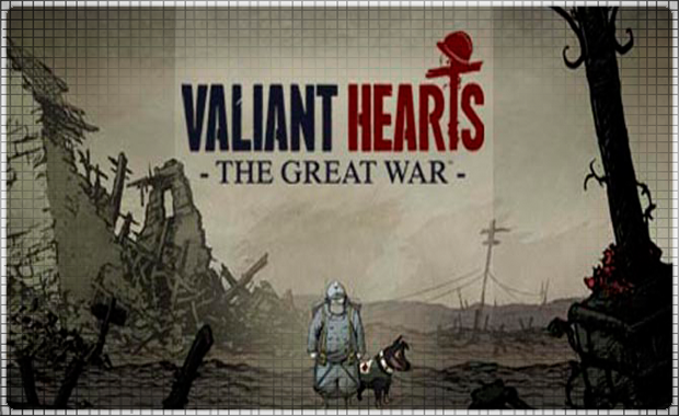 Valiant Hearts: The Great War Аренда для PS4