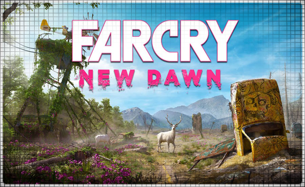 Аренда Far Cry New Dawn для PS4