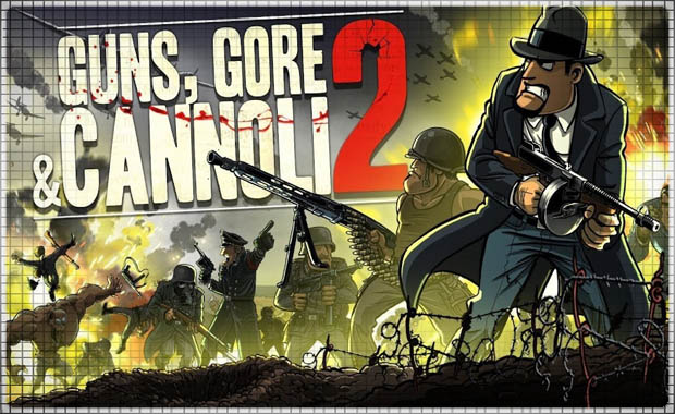 Аренда Guns Gore and Cannoli 2 для PS4