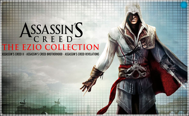 Аренда Assassin's Creed The Ezio Collection для PS4