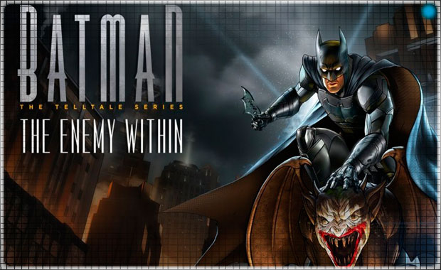 Batman: The Enemy Within Аренда для PS4