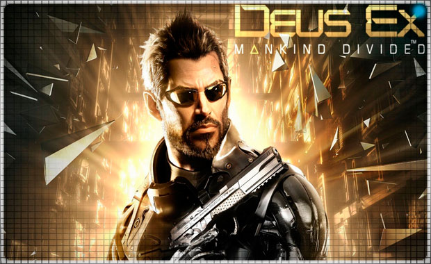 Прокат и Аренда Deus Ex: Mankind Divided PS4