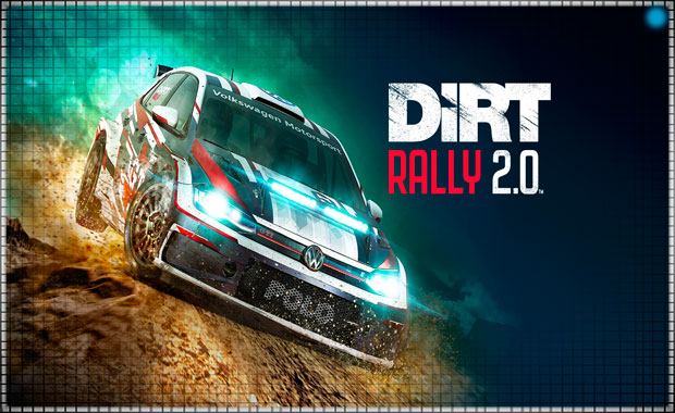 Прокат и Аренда DiRT Rally 2.0 PS4