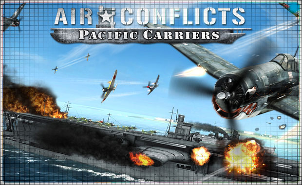 Аренда Air Conflicts: Pacific Carriers для PS4