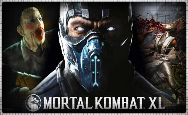 Аренда Mortal Kombat XL для PS4