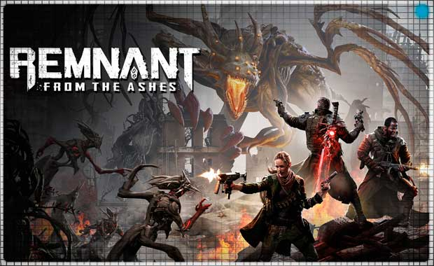 Прокат и Аренда Remnant: From the Ashes PS4