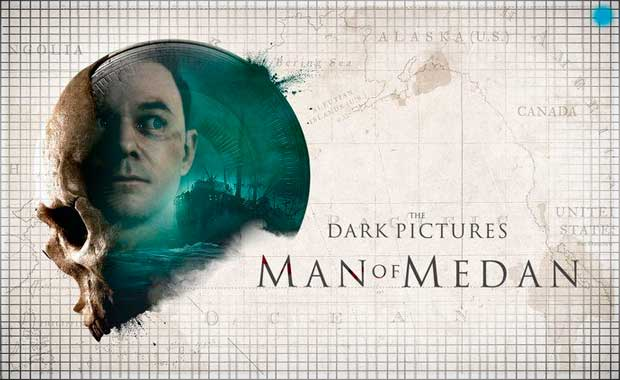 Аренда Dark Pictures Anthology: Man of Medan для PS4