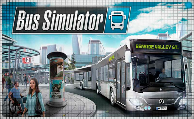 Прокат и Аренда Bus Simulator PS4