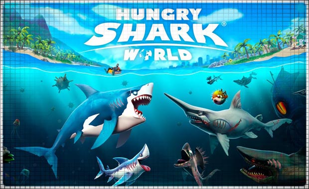 Аренда Hungry Shark World для PS4