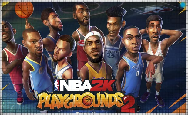 NBA 2K Playgrounds 2 Аренда для PS4