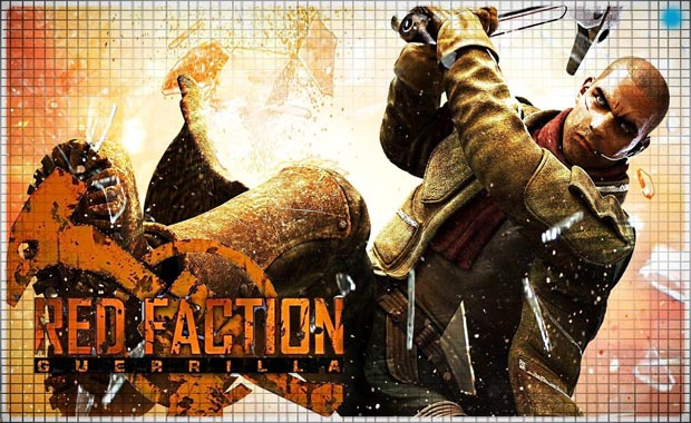 Red Faction Guerrilla Аренда для PS4