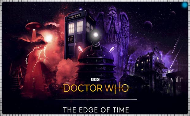 Аренда Doctor Who: The Edge of Time для PS4