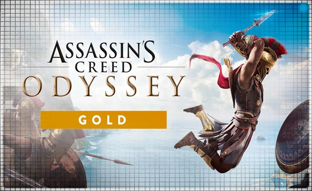 Аренда Assassin's Creed Одиссея Gold Edition для PS4