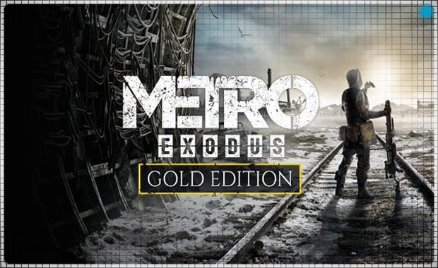 Аренда Metro Exodus Gold Edition для PS4